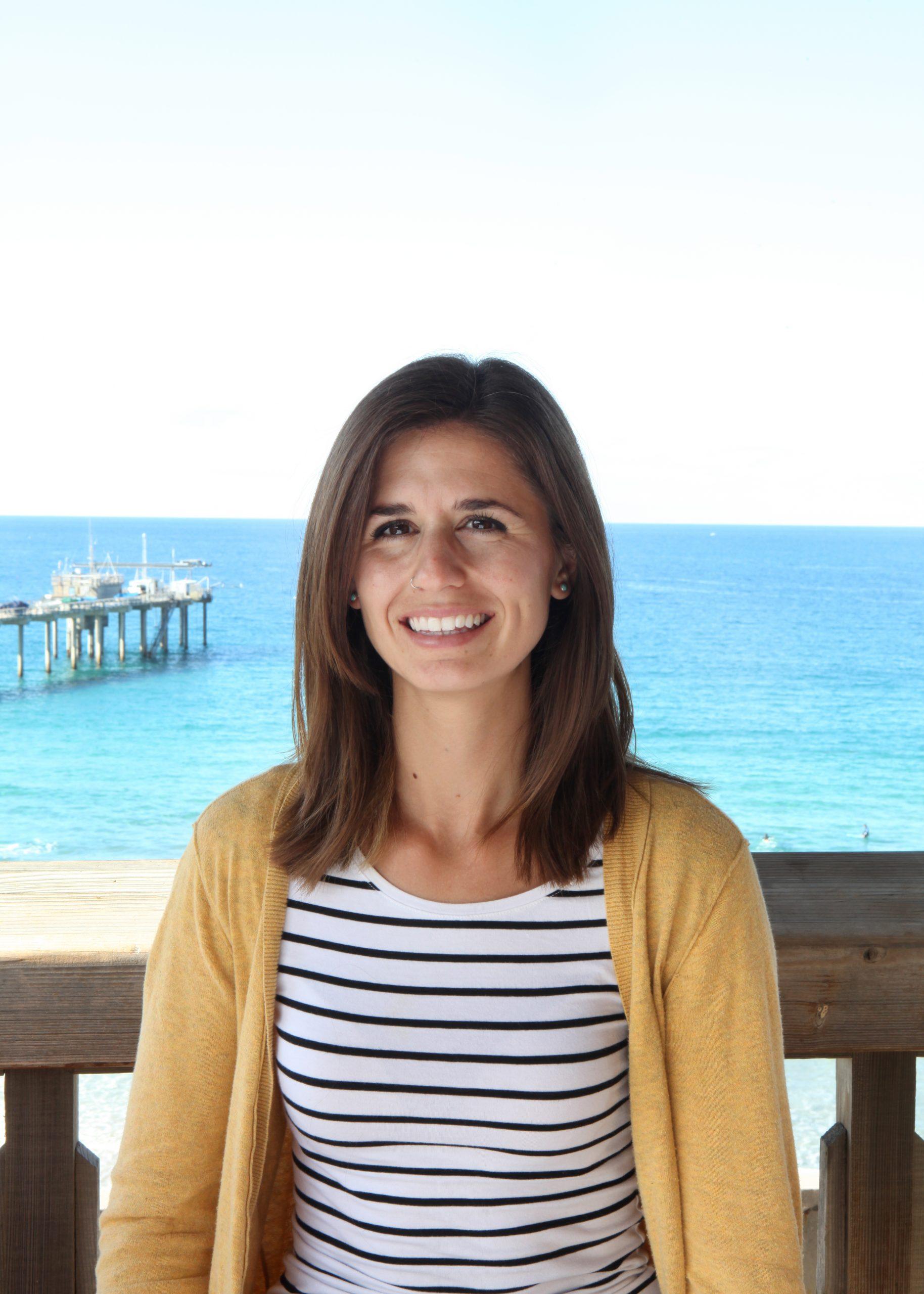 Lindsay Bonito : Master's Student