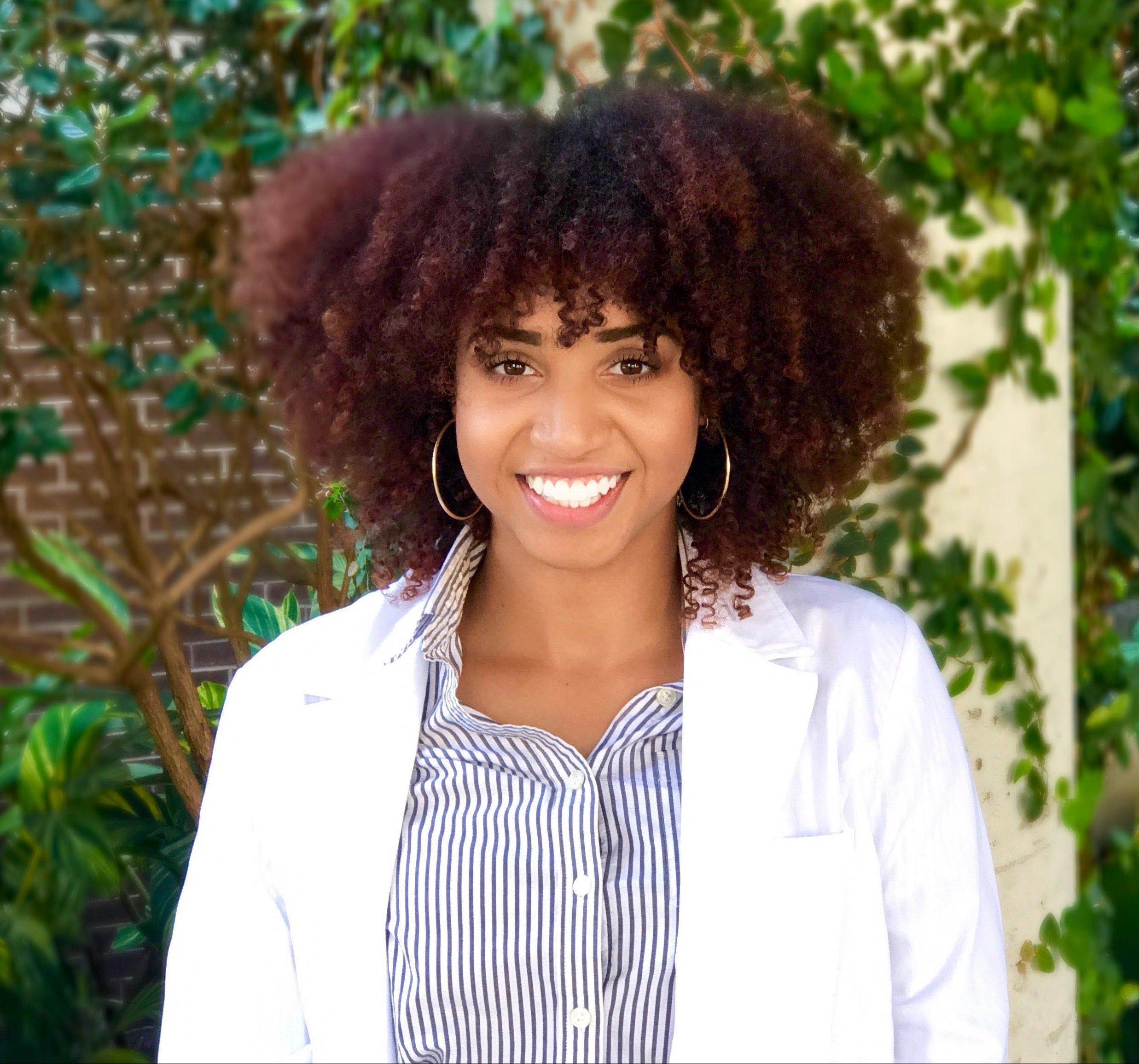 Kendall Chancellor : PhD Student