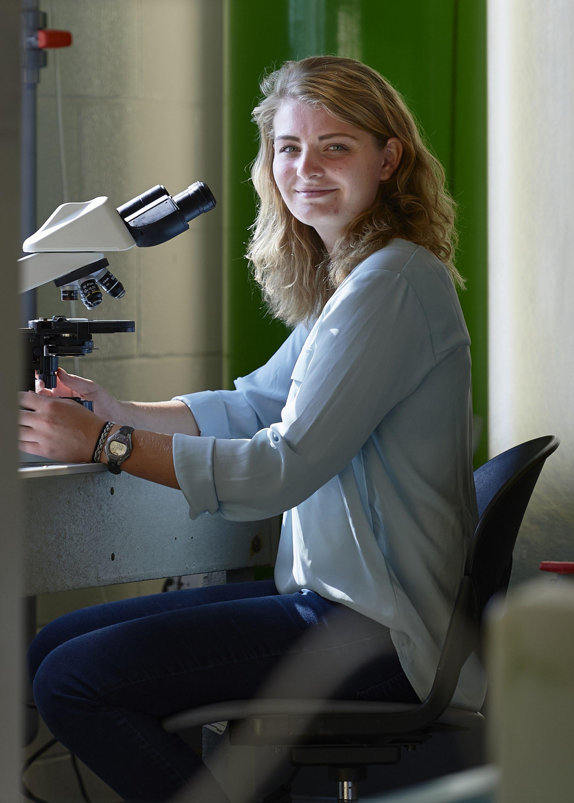 Sarah McTague : Master's Student